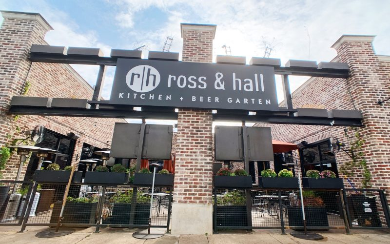 ross and hall in east dallas